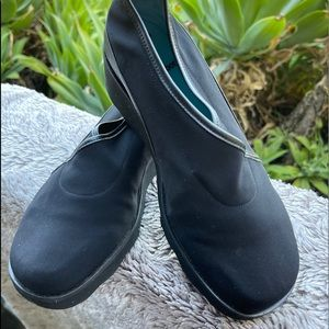 Thierry Robotin Slip On Loafers Black Size 6